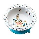 Petit Jour Paris - Suction pad bowl Peter Rabbit - to not spread its contents!