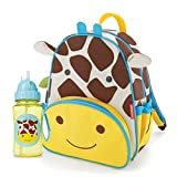 Best Skip Hop Backpacks For Toddlers - Skip Hop Zoo Pack Backpack Bag & Straw Review