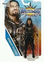 WWE Wrestlemania 33 Serie Basic Action Figure - Regni Romani - Marca Nuova In Magazzino Menta In Scatola