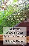 Appetits d'auteurs par Dubois