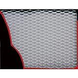 Race Sport - Grille Alu 30X125Cm Argent, Sp�ciale 206