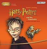 Harry Potter und der Feuerkelch: Gelesen von Rufus Beck (Harry Potter, gelesen von Rufus Beck, Band 4)