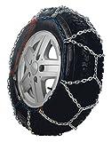 Bottari 68004: Catene neve 'Master' 16 mm, Taglia 230, Speciale per furgoni, fuoristrada, veicoli...