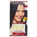 Garnier Garnier Belle Color Ultra Riflessi Colorazione Permanente, 2.10 Nero Blu
