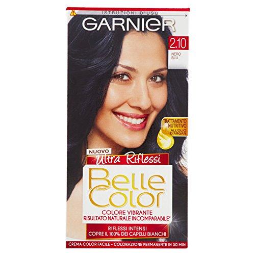 teinture pour les cheveux couleur permanent belle color luce 5,013 marrone castagna