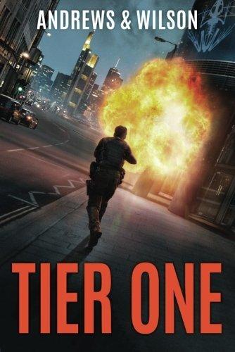 Portada del libro Tier One (Tier One Series) by Brian Andrews (2016-09-01)