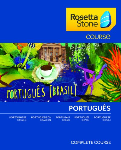 Rosetta Stone Course - Komplettkurs Portugiesisch (Brasilien) [Download]