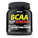 Olimp BCAA Xplode ENERGY powder - 500g Dose Fruit Punch