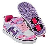 Heelys Unisex-Kinder Fitnessschuhe, Mehrfarbig (Light Pink/Lilac / Hearts 000), 30 EU