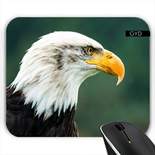 Mousepad - Adler Vogel Tier Natur Wild by Grab My Art (Wild-tier-silhouette)