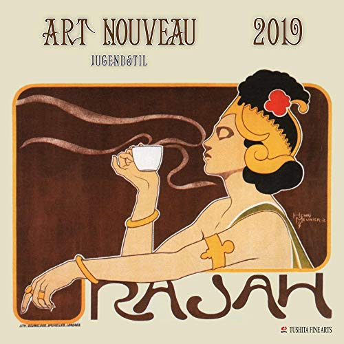 Art Nouveau 2020: Kalender 2020 (Tushita Fine Arts)
