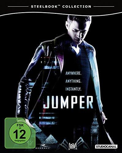 Jumper - Steelbook [Blu-ray] (I Am Legend Blu Ray)