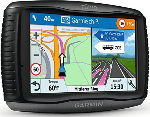 Garmin Zumo 595LM - Navegador para motocicleta (pantalla 5