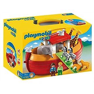Playmobil 1.2.3 Maletin Arca de NOE