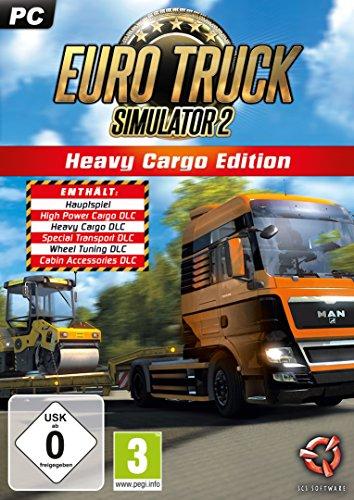 Euro Truck Simulator 2: Heavy Cargo Edition (Truck Simulator Pc Spiele)