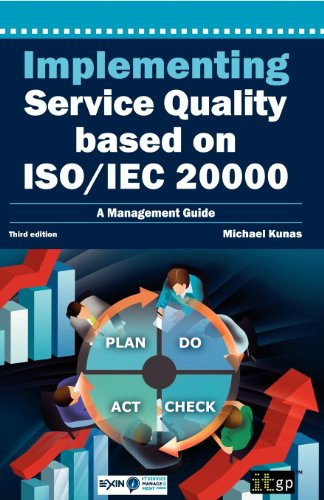 Implementing Service Quality Based on ISO/IEC 20000: 3rd Edition