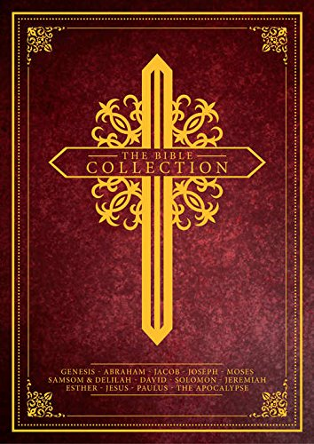 The Bible Collection - 15-DVD Box Set ( Genesis / Abraham / Jacob / Joseph / Moses / Samson & Delila / David / Solomon / Jeremiah / Esther / Jesus / Paul Of Tar [ Holländische Import ]