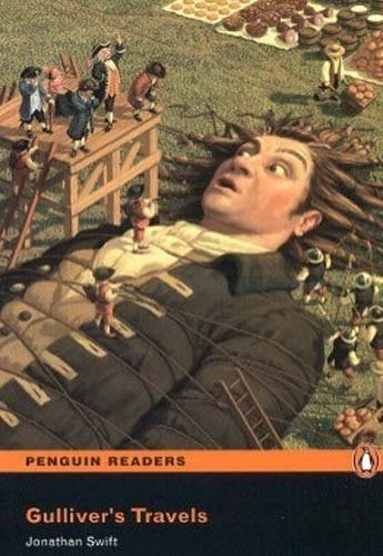 Penguin Readers 2: Gulliver's Travel Book & MP3 Pack (Pearson English Graded Readers) - 9781408278031 por Jonathan Swift