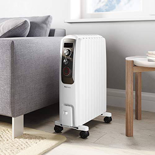 51%2BnvqAMVOL. SS500  - Pro Breeze Oil Filled Radiator 2000W Advanced Chimney Circulation – Portable Electric Heater with Built-in Timer, 3 Heat Settings, Thermostat and Safety Cut-Off