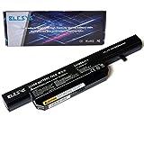 BLESYS - 11.1V 4400mAh 6-Zelle C4500BAT-6 Akku Kompatibel mit CLEVO C4100 C4500 C4500Q C5100Q C5105 Serie Laptop Akku