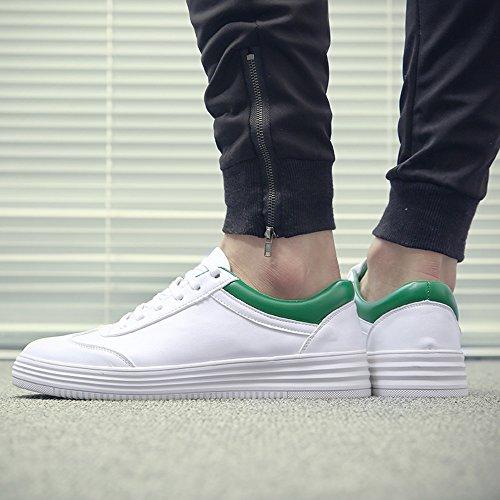 Feifei Chaussures De Loisirs Pour Hommes Chaussures De Marée Confortables Et Respirantes 3 Couleurs (couleur: 02, Dimensions: Eu / 41 / Uk7.5-8 / Cn42) 03