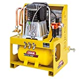 Compressore Lisam a 3 Punti per Trattore Ecoline 600