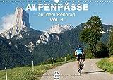 Alpenpässe auf dem Rennrad Vol. 1 (Wandkalender 2015 DIN A3 quer): Ein Fotokalender mit 13 faszinierenden Radsportmotiven in den Alpen (Monatskalender, 14 Seiten)