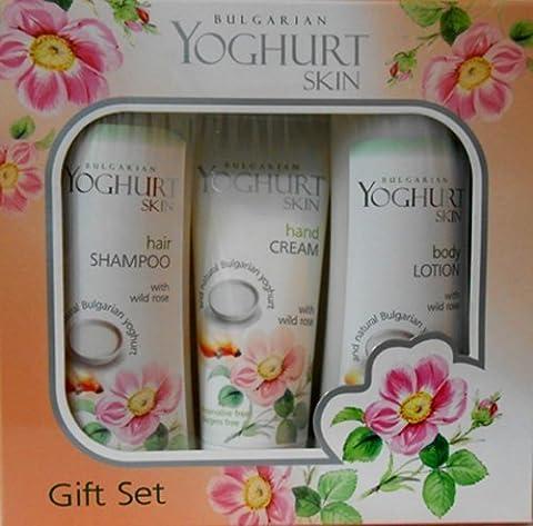 Coffret Cadeau Femme au yaourt