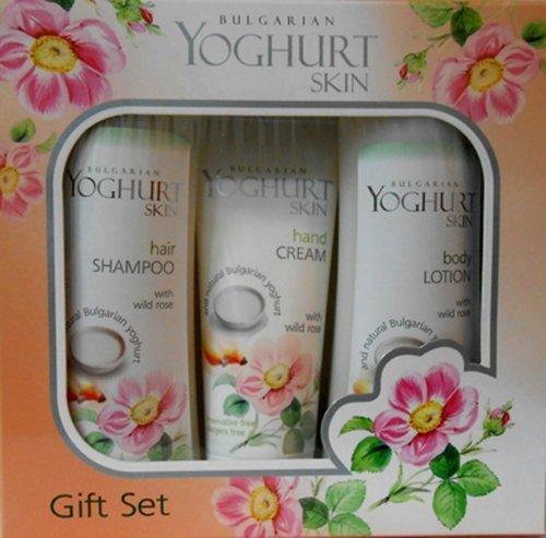 Coffret Cadeau Femme au yaourt \\