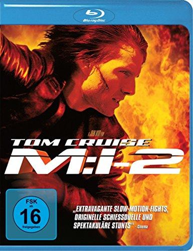 M:I-2 - Mission: Impossible 2 - Mission Impossible Blu-ray Die