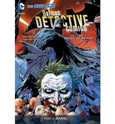[BATMAN DETECTIVE COMICS: FACES OF DEATH, VOLUME 1 (BATMAN DETECTIVE COMICS #01) BY (Author)Daniel, Tony S]Hardcover(Jun-2012)