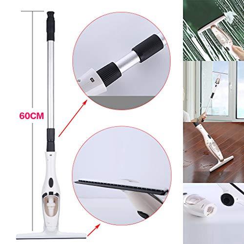 Syeytx elektrische automatische wasserabsorbierende Glas-Haushalt Teleskopstange Fensterreinigungswerkzeug