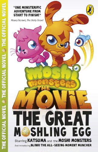 Image of Moshi Monsters: The Movie: The Great Moshling Egg