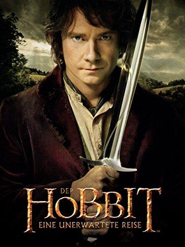 Der Hobbit: Eine unerwartete Reise [dt./OV] (Hobbit Eine Unerwartete Reise Dvd)