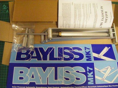 Bayliss orchidée Mk.7 cire variante (version haute température d'ouverture)