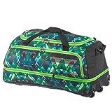 Hardware Move It Rollenreisetasche Cruiser 85cm grün