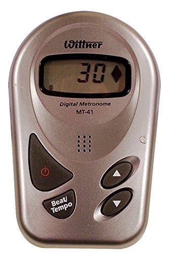 WITTNER 902672 0   METRONOMO  COLOR PLATA