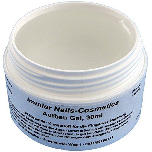 Aufbau-Gel, klar, transparent, 30 ml (Aufbau-gel)