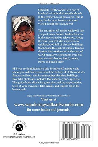 A Wandering Walk Guidebook: Hollywood, CA