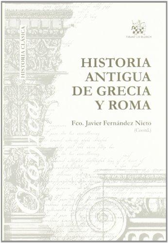Historia Antigua de Grecia y Roma