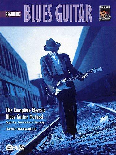 David Hamburger: Beginning Blues Gitarre. Buch und DVD-DVD (Region 0), Noten (Alfred-gitarre Dvd)