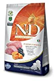 Farmina NandD Grain Free Pumpkin Lamb and Blueberry Puppy Food, 2.5 kg