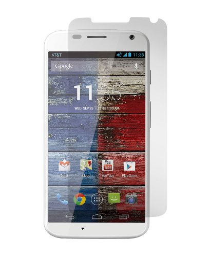 Gadget Guard Motorola Moto X Ultra HD Original Edition Displayschutzfolie - Retail Verpackung, transparent -