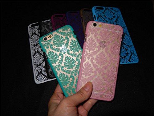 Coque iPhone 7 Plus,Manyip Coque Protection complète en cerclage à 360 °,La nouvelle main glissante Coque pour iPhone 7 Plus,Modèle creux F