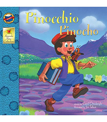 Pinocchio: Pinocho English-Spanish Brighter