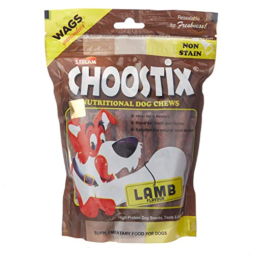 Choostix Lamb Dog Treat, 450g
