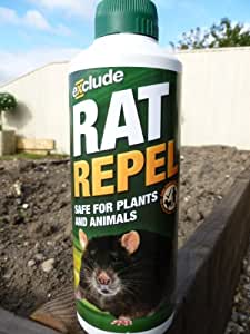 Ratty organic rodent repellent