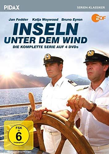 Inseln unter dem Wind - Die komplette Serie [4 DVDs]