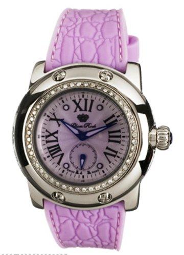 Glam Rock Watch GR30002D - Reloj de Mujer de Cuarzo, Correa de Goma