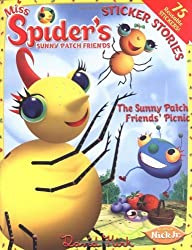 Miss Spider: The Sunny Patch Friends' Picnic by David Kirk (2005-07-07)